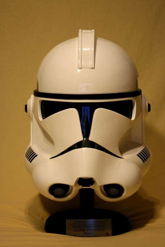 how to make an cloe trooper helmet